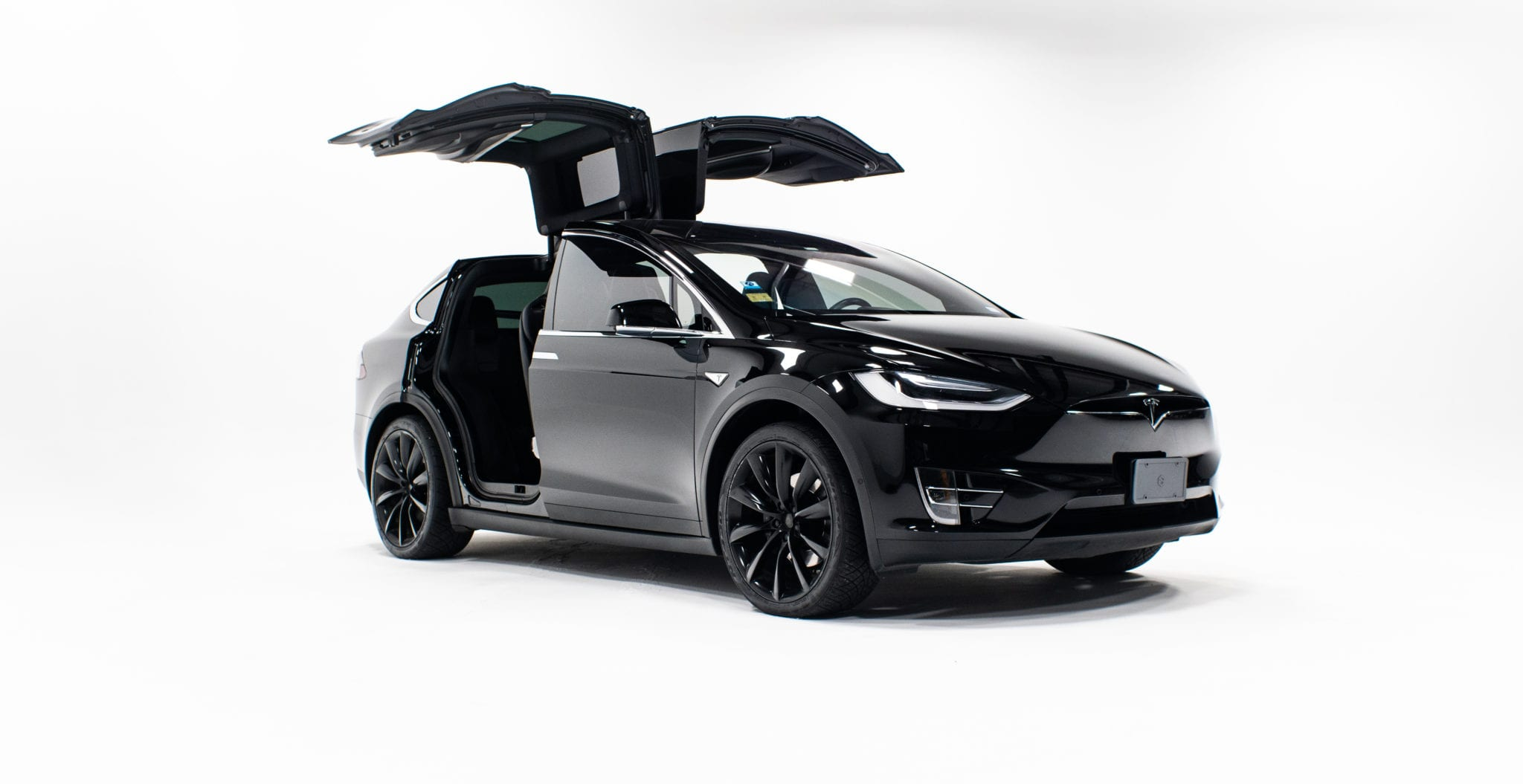 Austin Tesla Model X Rental Services