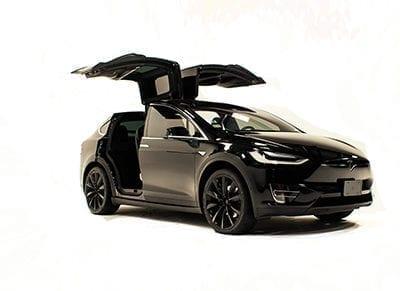 Austin Tesla Model X Rental Services austin texas