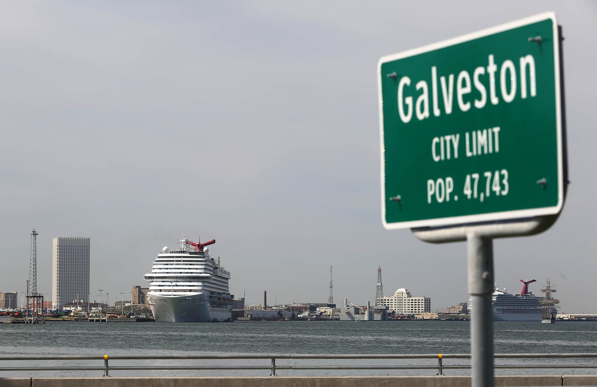 Galveston Cruise Port Transportation