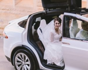 Wedding Limo Vehicle Services