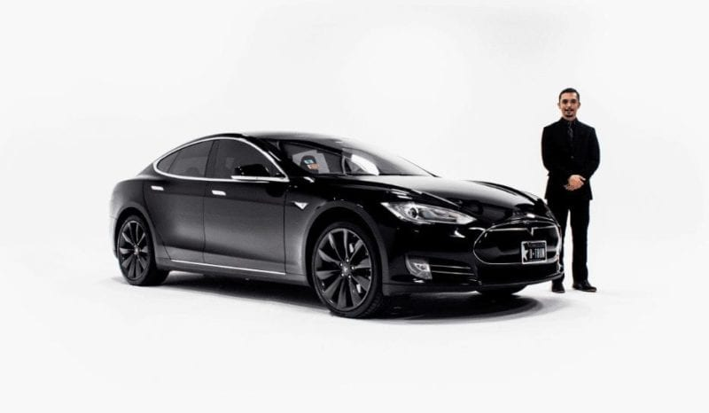 Austin Tesla Car Rental Services