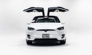 White model X