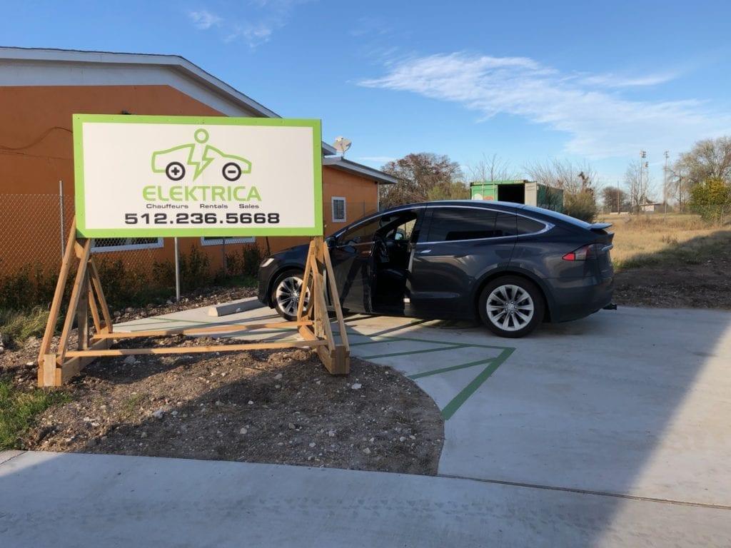 Austin Tesla Limo Service