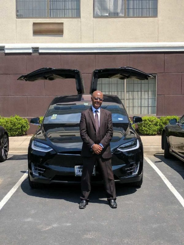 Safe transportation in a Tesla